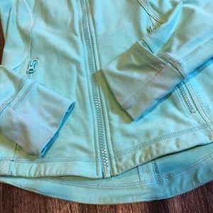 lululemon athletica Jackets & Coats - Lululemon Mint Zip Lightweight Jacket